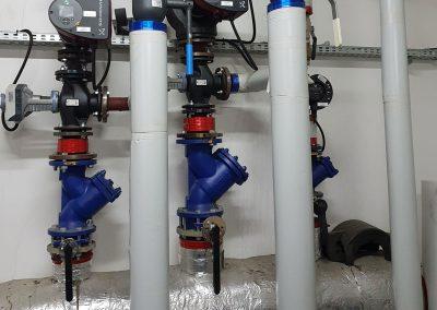 Serwis instalacji ciepła technologicznego